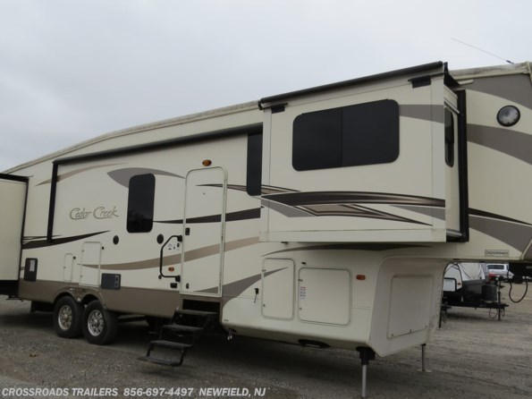 2014 Forest River Cedar Creek 38FL available in Newfield, NJ