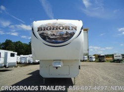 Used 2011  Heartland RV Bighorn BH 3185RL by Heartland RV from Crossroads Trailer Sales, Inc. in Newfield, NJ
