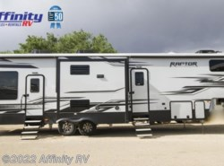 New 2018  Keystone Raptor 362TS by Keystone from Affinity RV in Prescott, AZ