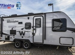 New 2018  Winnebago Micro Minnie 2106FBS by Winnebago from Affinity RV in Prescott, AZ