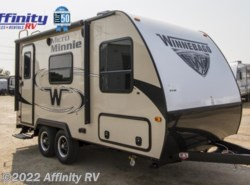 New 2018  Winnebago Micro Minnie 1706FB by Winnebago from Affinity RV in Prescott, AZ